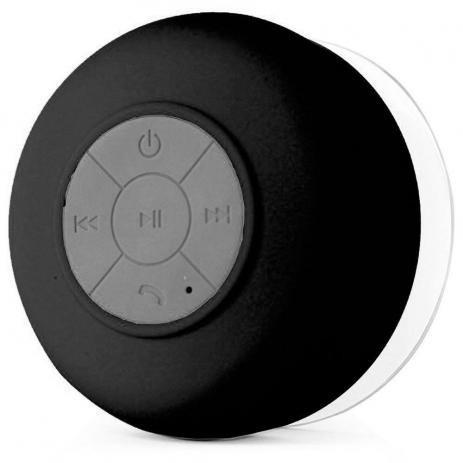 Caixa De Som Bluetooth Resistente A Agua Bts-06