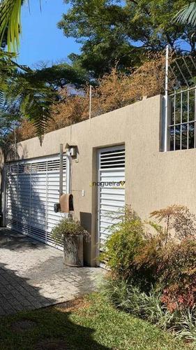 Imagem 1 de 30 de Casa Com 3 Dormitórios, 433 M² - Venda Por R$ 1.900.000,00 Ou Aluguel Por R$ 8.000,00/mês - Interlagos - São Paulo/sp - Ca3826