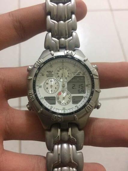 Relógio Citizen Wr100