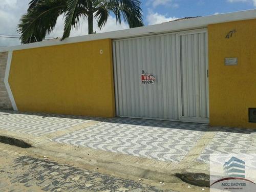 Imagem 1 de 6 de Casa A Venda Liberdade, Parnamirim