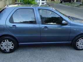 Fiat Palio 1.8 Hlx Azul 5 Puertas Oportunidad Unica