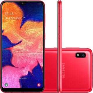 Smartphone Samsung Galaxy A10 32gb 4g Tela 6.2 13mp + 5mp