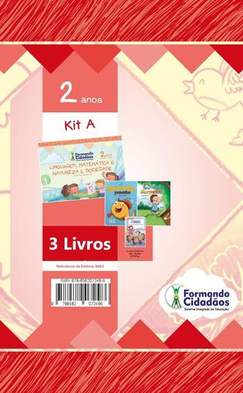 Livro Formando Cidadãos Kit A 2 Anos