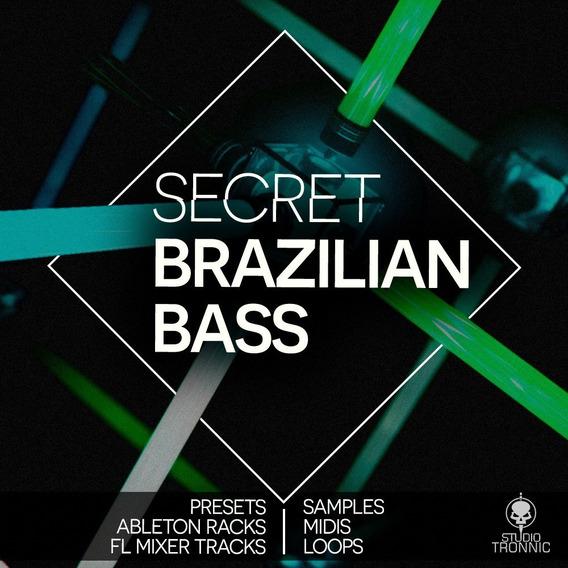 Secret Brazilian Bass Pack