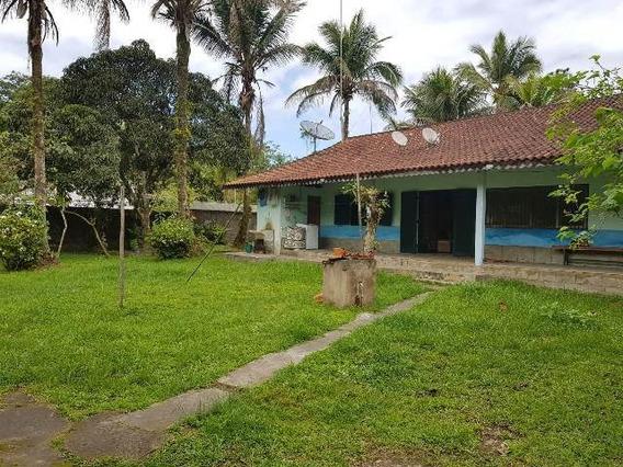 Chácara De Praia Com 3 Quartos Em Itanhaém-sp 4728-pc