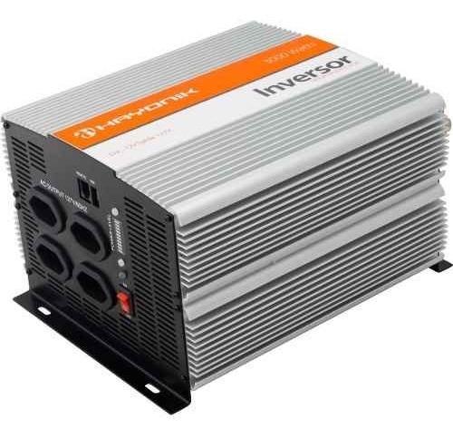 Inversor 3000w 12vdc/127v C/usb