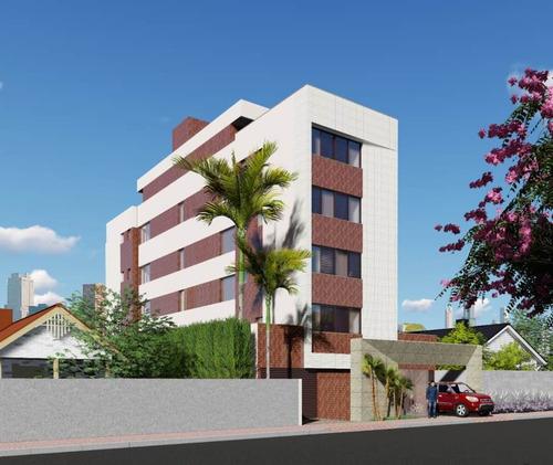 Apartamento De 03 Quartos, Sagrada Família, Belo Horizonte/mg. - Pr2858
