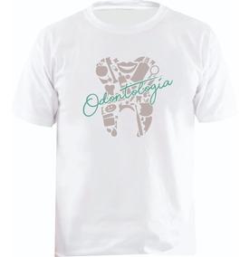 Camiseta Odontologia, Camisetas Profissão