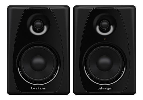 Behringer Studio 50 Usb Par Monitores De Áudio Ativos 5 Loja