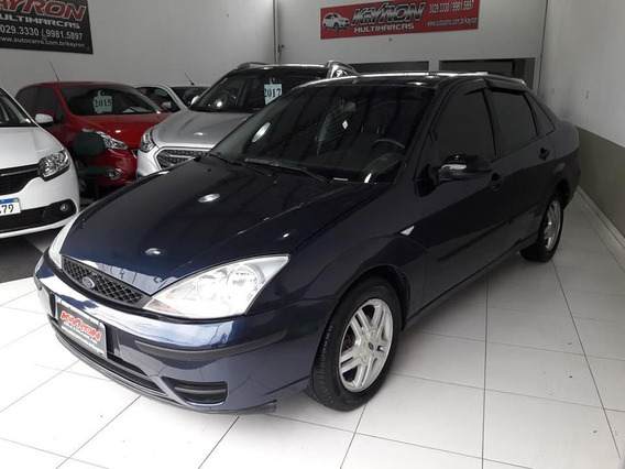 Ford Focus 2.0 Glx Sedan Gasolina 4p Manual
