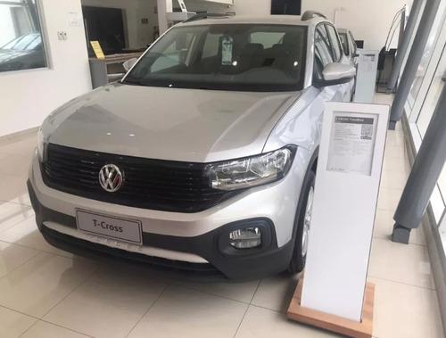 Volkswagen T-cross 1.6 Trendline T/m 2021 Entrega!!!! Do