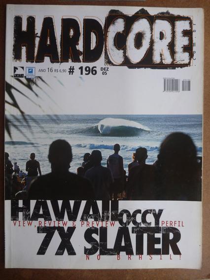 Revista Hardcore 196 - Dez 2005