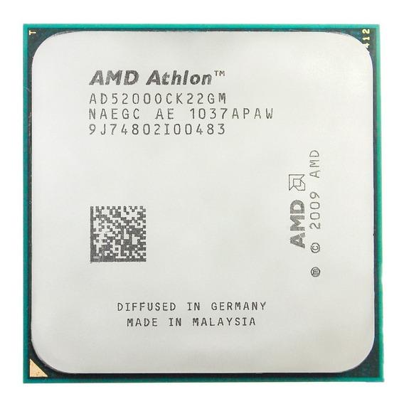 Proc. Amd Athlon 64x2 5200 (2.7ghz) Dual-core Socket Am2
