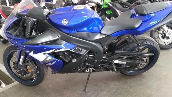 Yamaha Yzf R1 Azul 2005