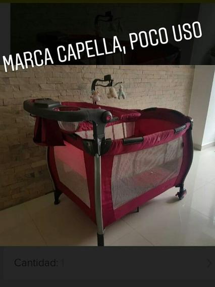 Corral Cuna Marca Capella / Móvil / Zapatos