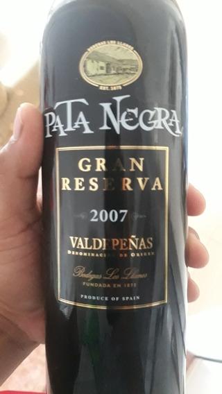 Vino Tinto Español De 12 Años
