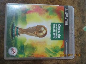 Copa Do Mundo Fifa Brasil 2014- Original - Ps3
