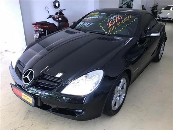 Mercedes-benz Slk 200 1.8 16v Kompressor Gasolina Automatica