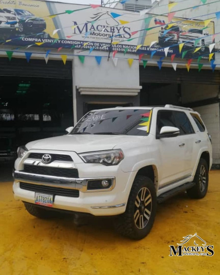 4runner Limited 4x4 2015