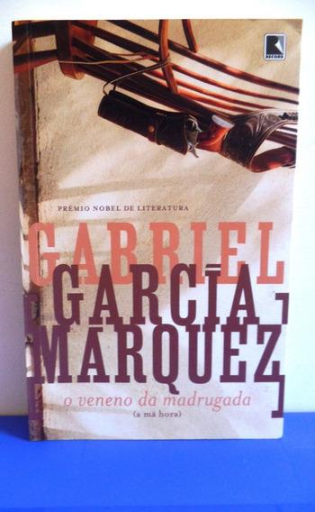 Livro O Veneno Da Madrugada - Gabriel G. Marques