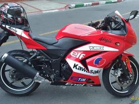 Kawasaki, Ninja 250 Modelo 2012, Excelente Estado