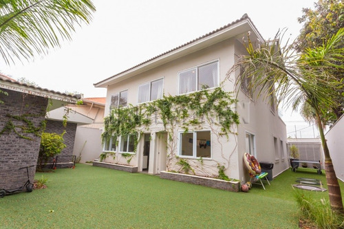 Casa - Jardim America - Ref: 123995 - V-123995