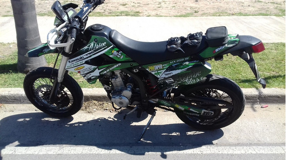 Kawasaki Klx 250 Sf 2011