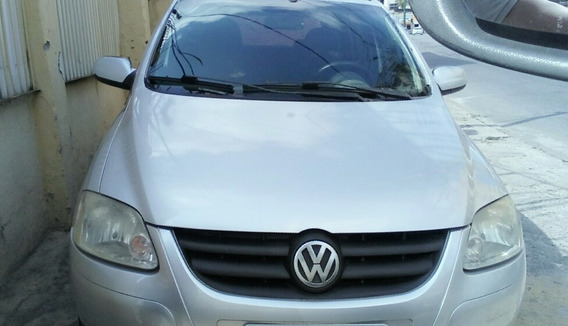 Volkswagen Spacefox 1.6 Comfortline Total Flex 5p (br) 2007