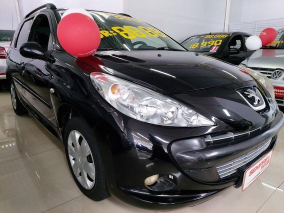 Peugeot 207 Sw 1.6 16v Xs Flex Aut. 5p 2011