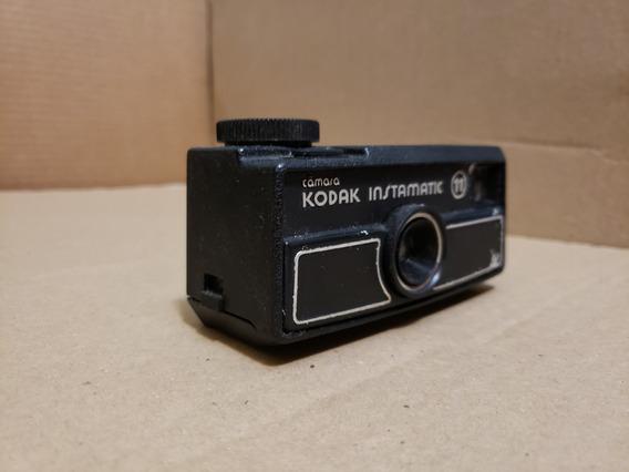 Câmera Fotográfica Kodak Instamatic 11 - (raridade 1970)