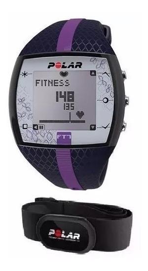 Relógio Cardíaco Polar Ft7 Cor Única Azul/roxo