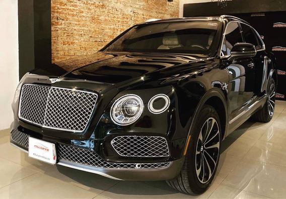 Bentley Bentayga W12 2017