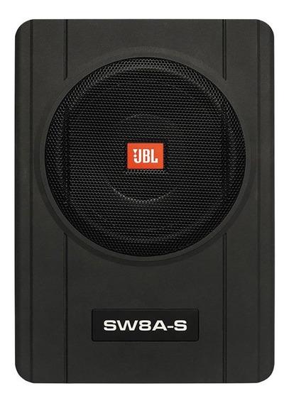 Caixa Ativa Jbl Selenium Slim Sw8a-s Subwoofer 8 Polegadas
