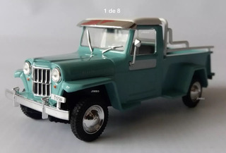 Jeep Willys Picape F-75 Bicudinha Entrega Imediata