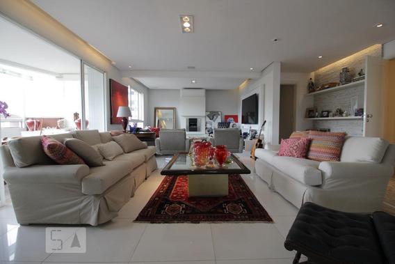 Apartamento Para Aluguel - Panamby, 4 Quartos, 267 - 892977388