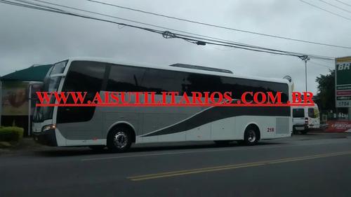 Imagem 1 de 10 de Busscar Vissta Buss Hi 2008 50 Lug. Impecavel ! Ref.460