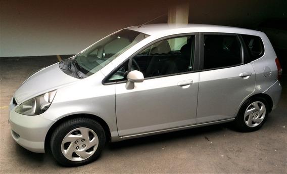 Honda Fit Lxl 14 Aut Bx Km Unica Dona Nota Fiscal