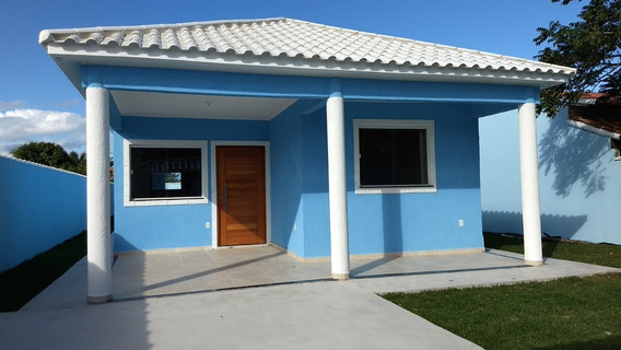 Casa Em Itaipuaçu, 4 Quartos E Churrasqueira - 476