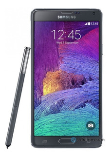 Celular Samsung Galaxy Note 4 Preto 32 Gb Vitrine 1