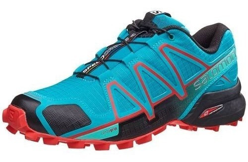 Tênis Salomon Original Speedcross 4 Feminino Azul