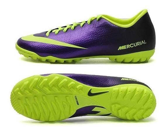 Tenis Nike Mercurial Victory Iv Tf Originales (555615)