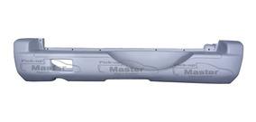Parachoque Traseiro Mitsubishi Pajero Tr4 03/06