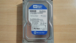 Disco 500gb Wd Blue 16mb Cache Sata3