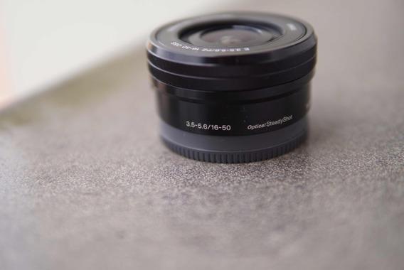 Lente Sony 16-50mm F3.5-5.6 Com Oss