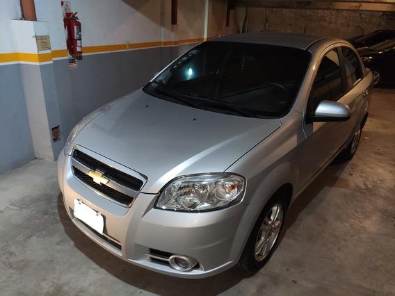 Chevrolet Aveo Lt 1.6 Unico Dueño