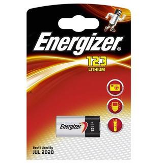 Pila Energizer 123 Cr123 P/ Camara Digital Y Equipo Medico