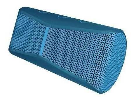 Caixa De Som Logitech X300 Azul