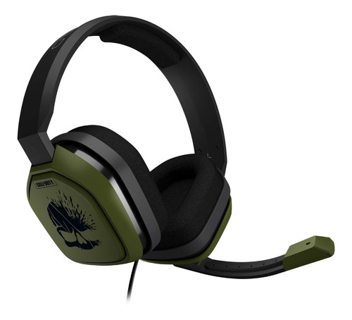 Auriculares Gamer : Astro A10 Call Of Duty