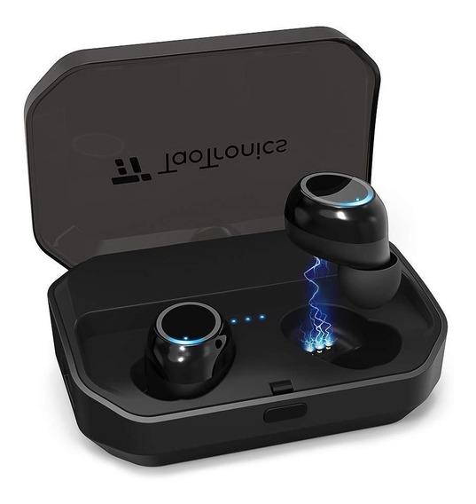 Fone True Wireless Taotronics Tt-bh052 Bluetooth 5.0 Ipx7
