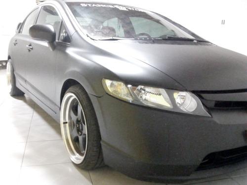 Imagem 1 de 3 de Honda Civic 2007 1.8 Lxs Aut. 4p